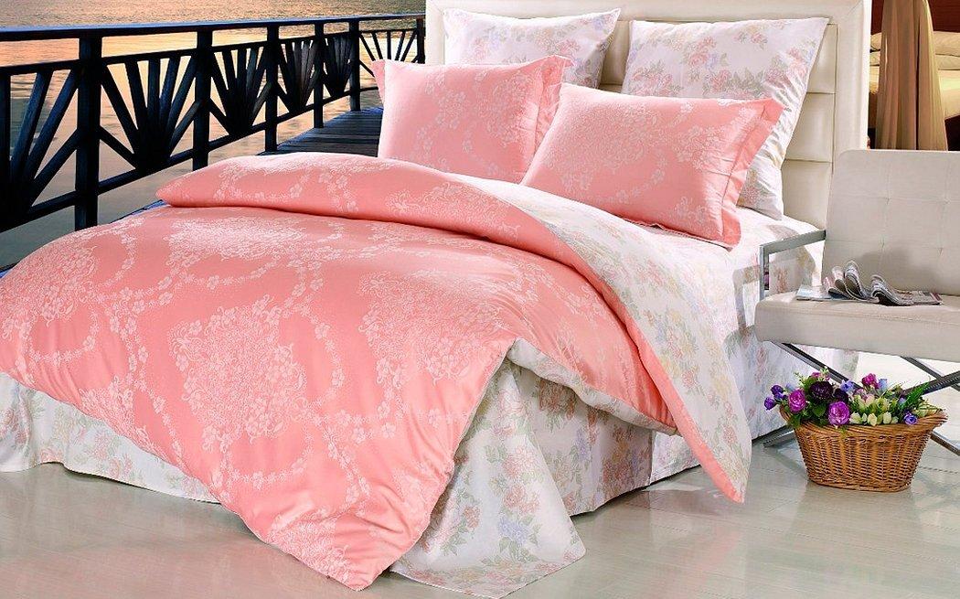 Клео китайский сатин постельное белье
