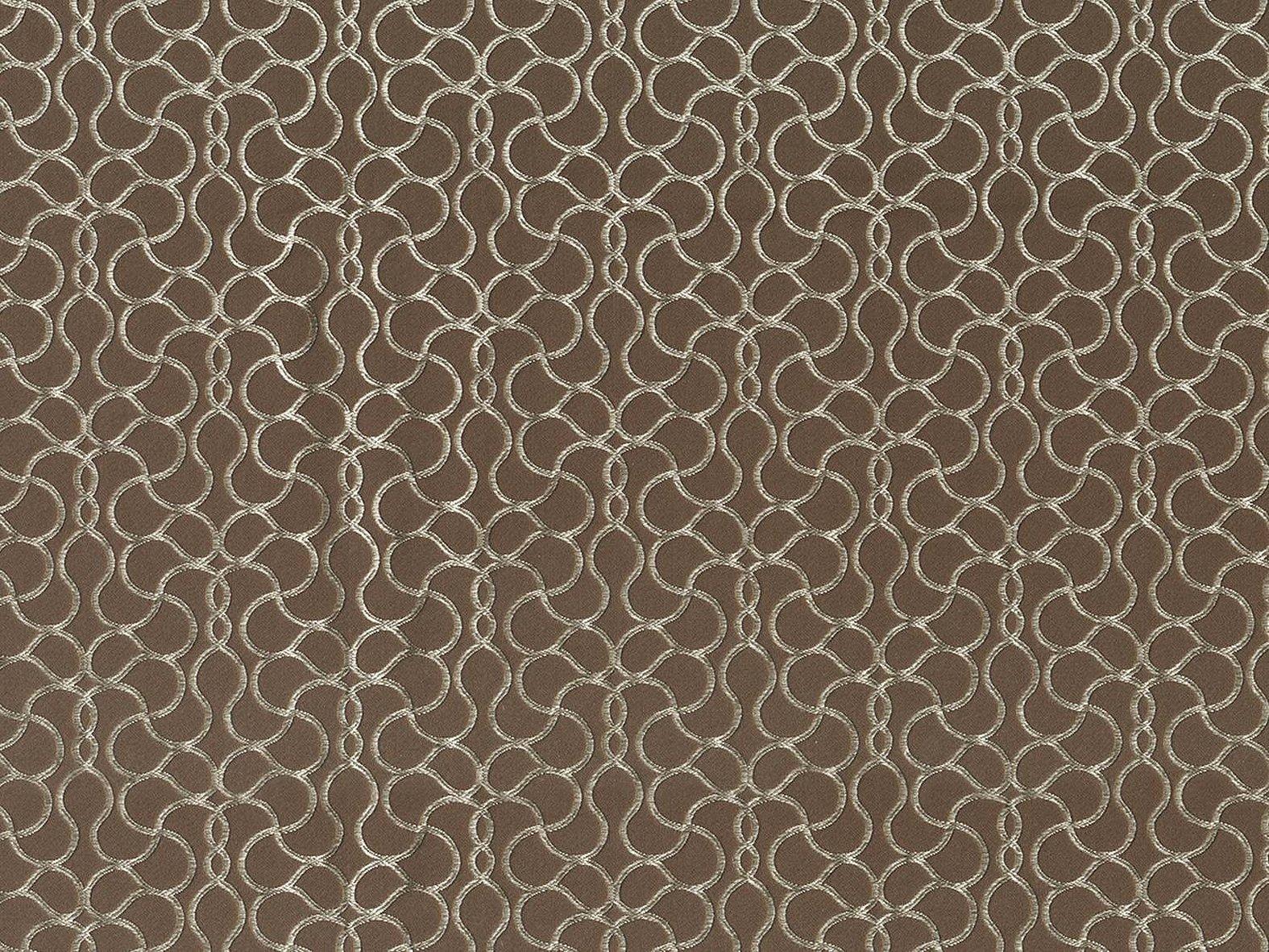 Ткань коричневая с рисунком текстура бесшовная