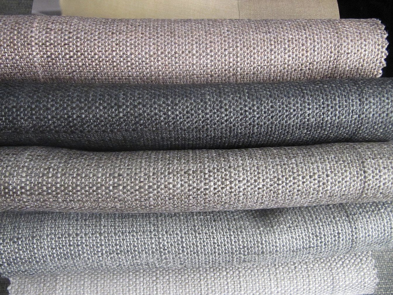 Лен мешковина плотная ткань