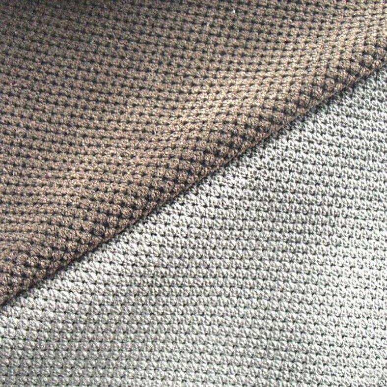 Ткань шерстяная шевиот саржа