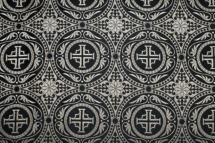 Церковные ткани православные узоры