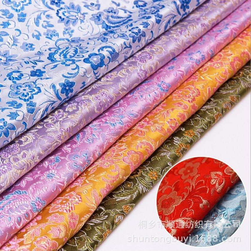 Парча материал ткань