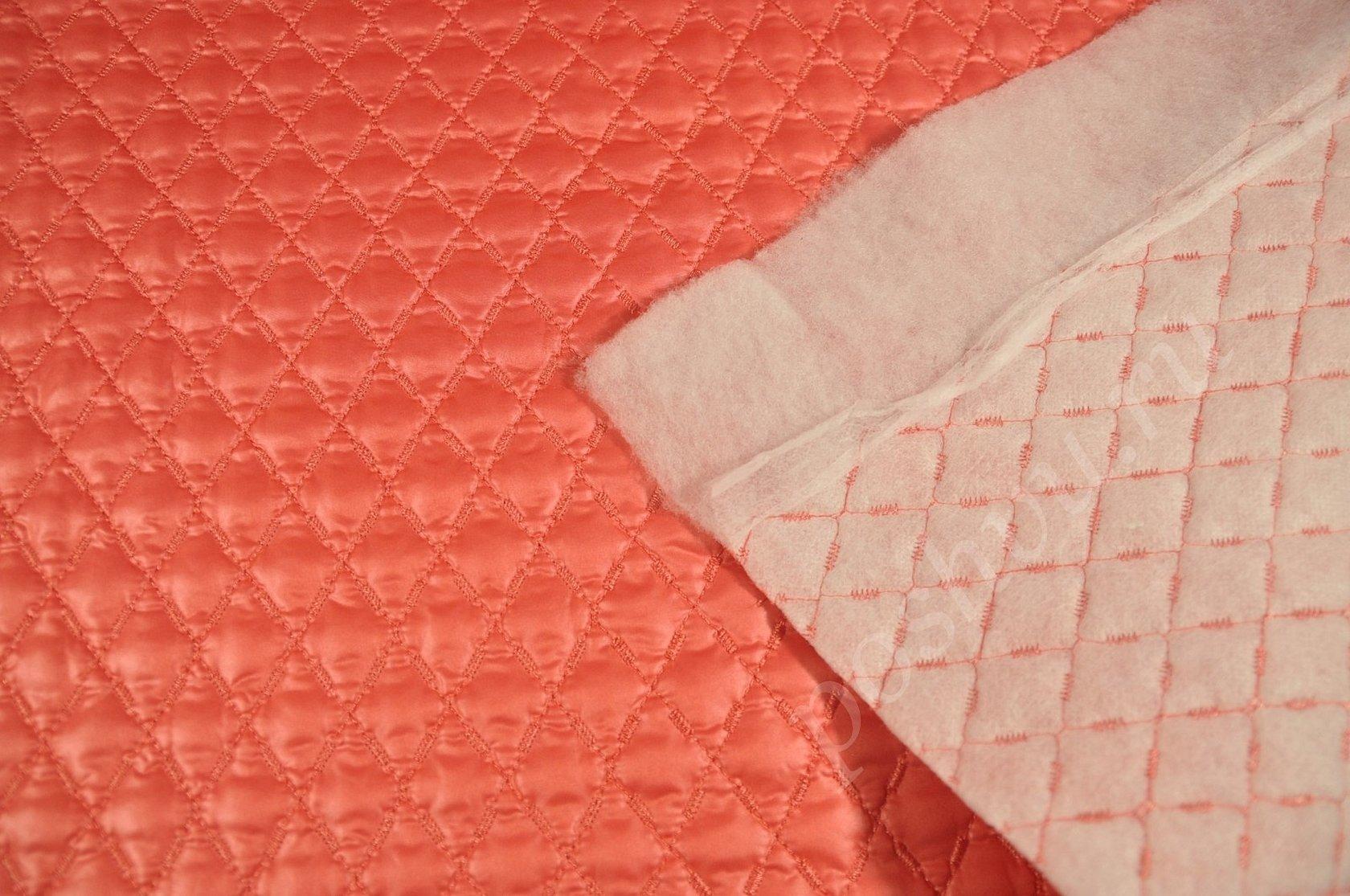 Стёганая подклдочная ткань на синтепоне