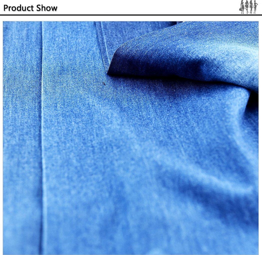 Ткань джинса тенсел