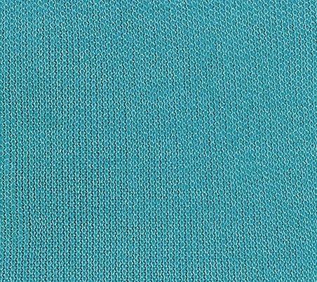 Текстура ткани бирюзового цвета