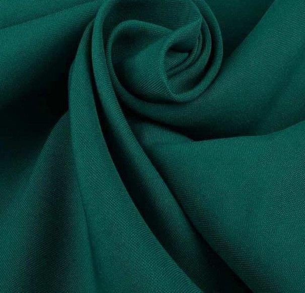 Изумруд зеленый в ткани габардин