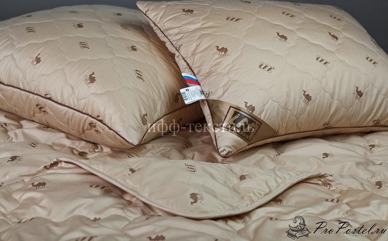 Подушки и одеяла из верблюжьей шерсти