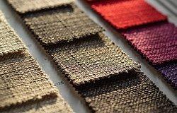 Ткань рогожка: свойства, достоинства и недостатки материала