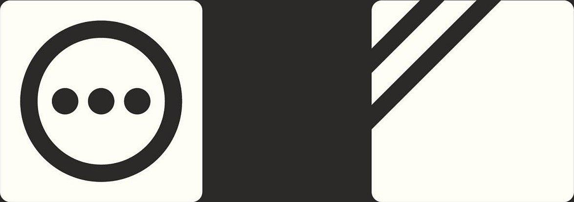 Кружок с тремя точками иконка