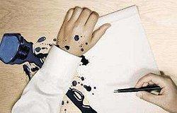 Чем вывести чернила от шариковой ручки с ткани: эффективные способы, советы