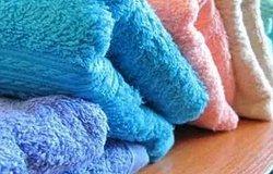 Что делать, если полотенца пахнут после стирки?