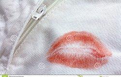 Как и чем отстирать губную помаду