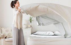 Как ухаживать за постельным бельем? Лучшие советы