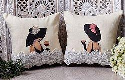 Как сшить диванную декоративную подушку: пошаговая инструкция