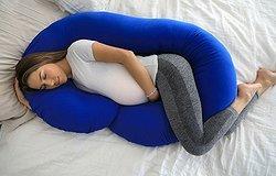 Как выбрать подушку для беременных. Фото подушки для беременных