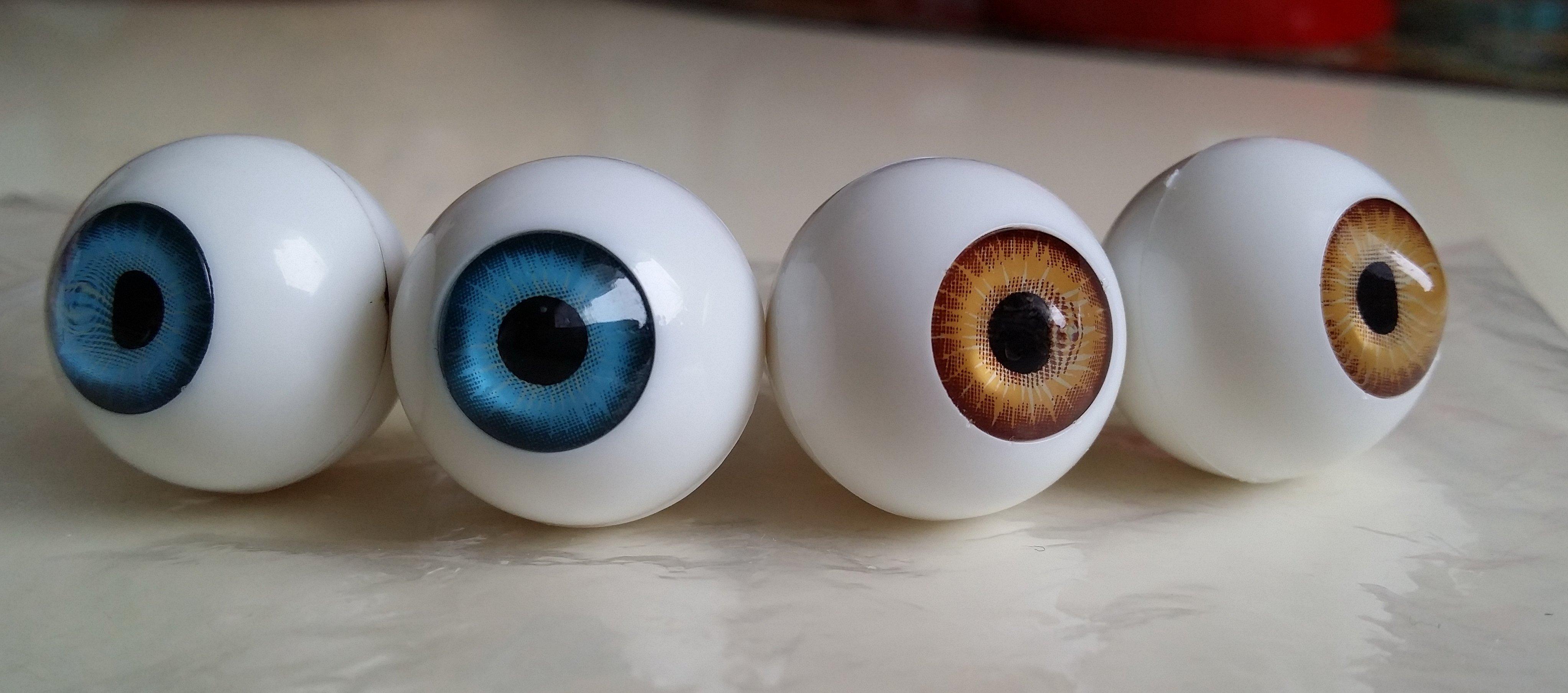 Кукольные глазки сферы