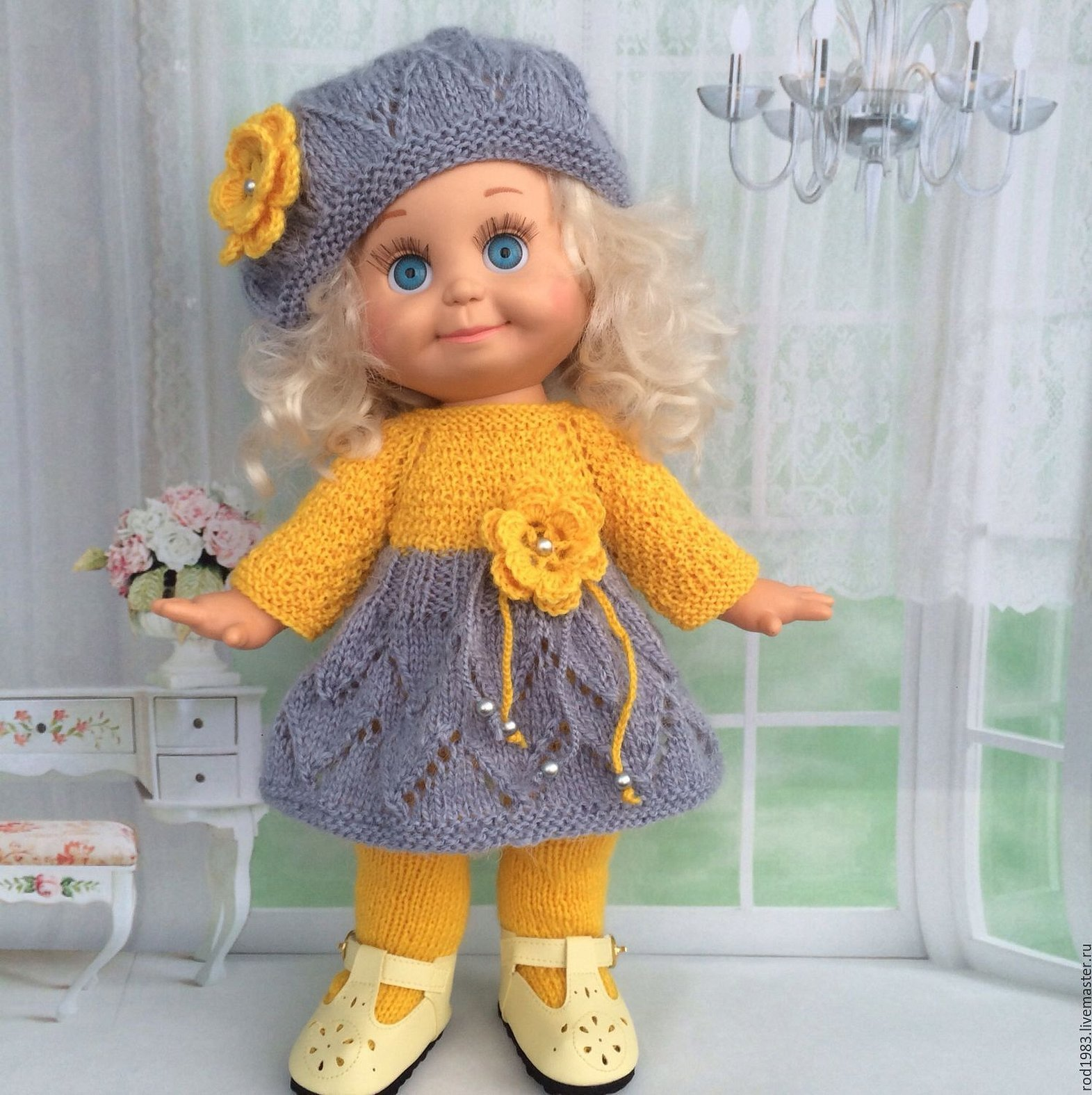 Вязаные наряды для кукол беби фейс крючком