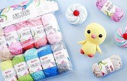 Пряжа для вязания игрушек: какие нитки лучше подойдут для вязания
