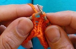Простые и красивые узоры для вязания спицами