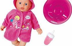 Вязание крючком для кукол Бэби Бон: описание вязальных схем кукольной одежды