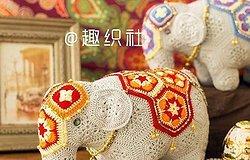 Как связать слоника крючком: описание и схемы вязания для начинающих