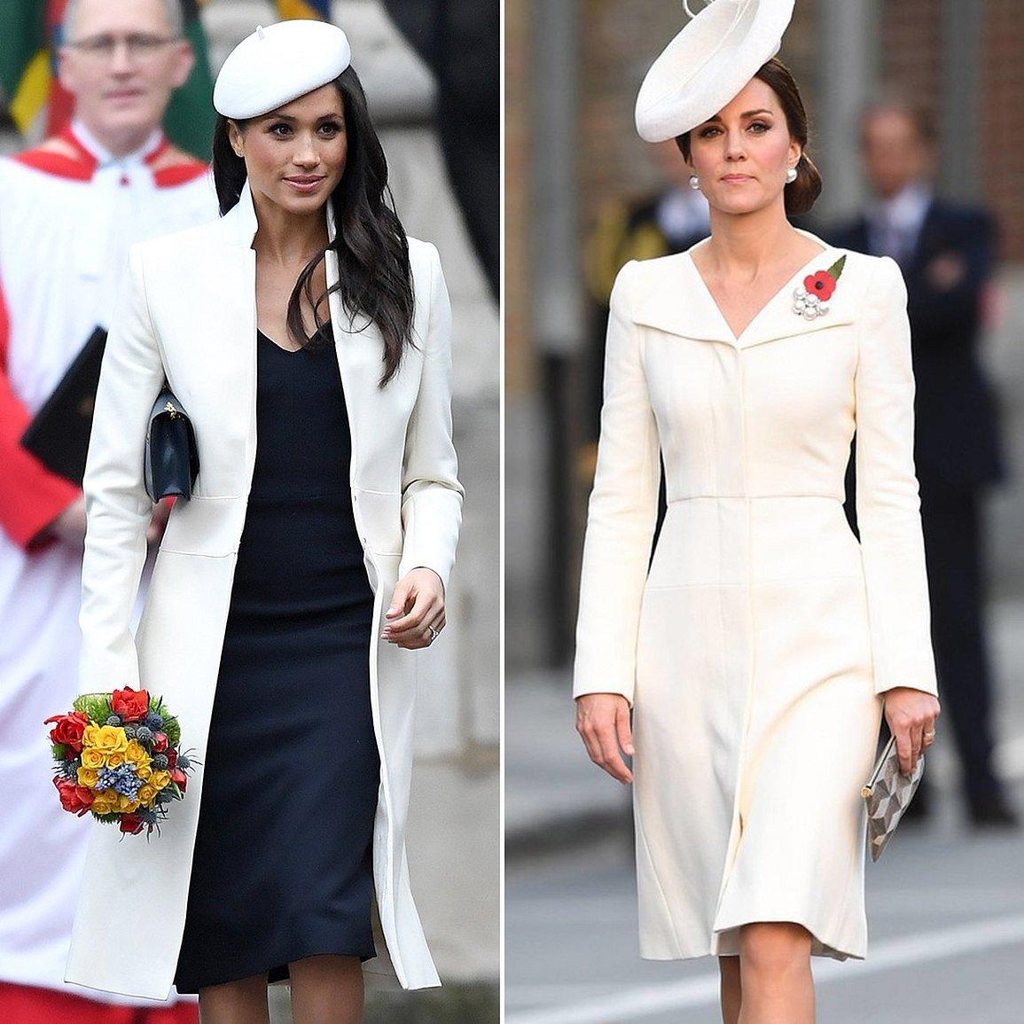 Герцогиня кембриджская кейт наряды